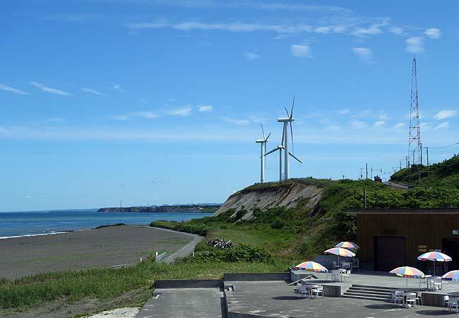 旭川も毎日蒸し暑くなった・・・日本海方面から北へ涼みに出掛けますか!オロロンラインを北上
