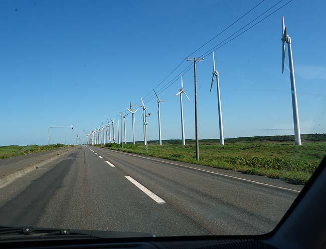 こんなにも真っ青な空と海にお目にかかる機会はない!オトンルイ風力発電所とサロベツ湿原は圧巻!