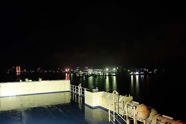 新日本海フェリー「あかしあ」舞鶴~小樽を結ぶ日本最速・最長の大型高速フェリー乗船記(前編)