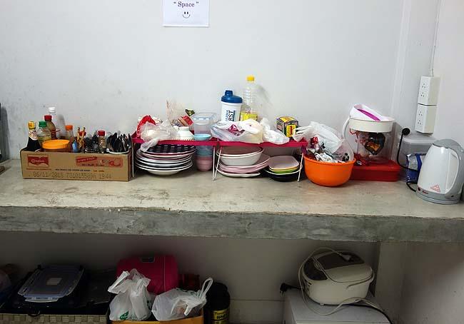 バックパックステーション[Backpack Station-Hostel](タイ)バンコク激安1600円ホテル無料朝食の内容は?