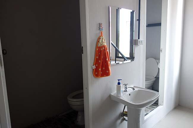 バックパックステーション[Backpack Station-Hostel](タイバンコク/プラカノン)ダブル個室で1600円と激安宿の実態は?