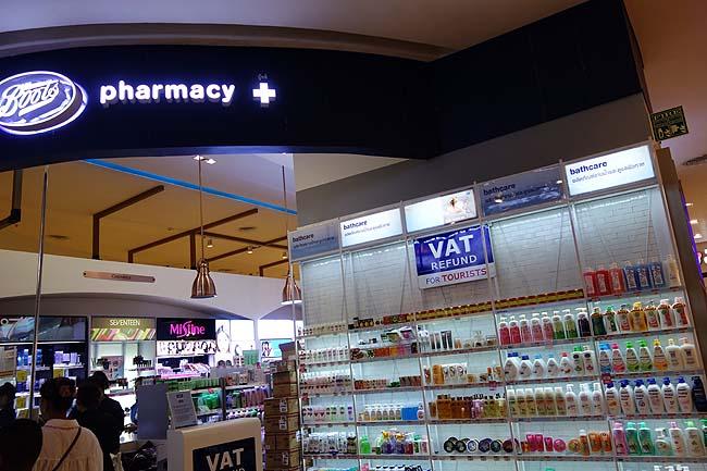 サイアムからチットロムへブラブラショッピング♪そしてドンムアン空港へ!さらばバンコク!