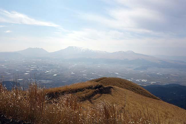 大観峰(熊本)阿蘇の雄大な風景が360度見渡すことができます!