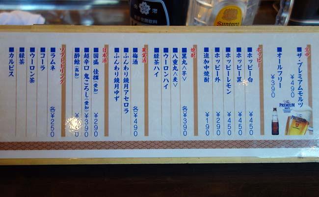 大黒 住吉店(愛知)名古屋では珍しい本格炭火のやきとん立ち呑み店です