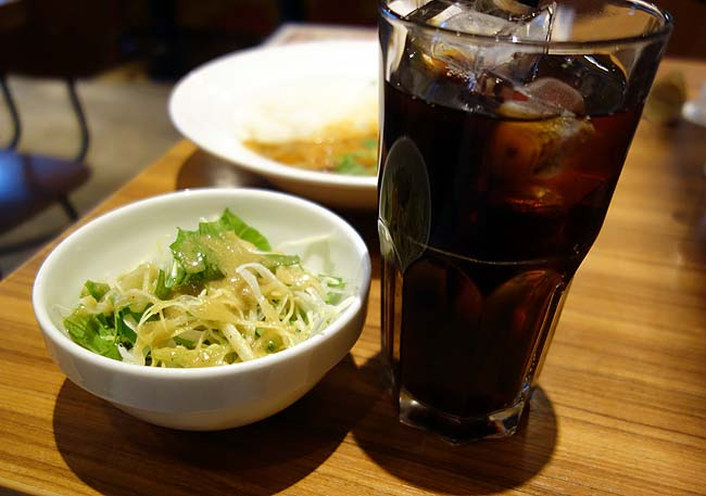 エチオピアカリーキッチン 御茶ノ水ソラシティ店(東京)インド系カレーの有名店でいただく400円朝カレーサンバルセット