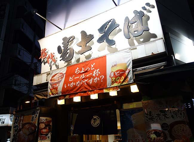 今回の旅メインテーマは「東京カプセルホテル行脚」しかし上野は花見客で満杯だ・・・