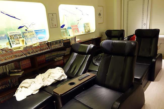 スパ&カプセルホテル グランパーク・イン北千住(東京)寝具のよさは今まで泊まったカプセルで一番最高かも?