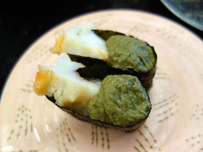 根室花まる 中標津店(北海道)最高回転寿司チェーンの中でも道東の新鮮なネタが味わえる