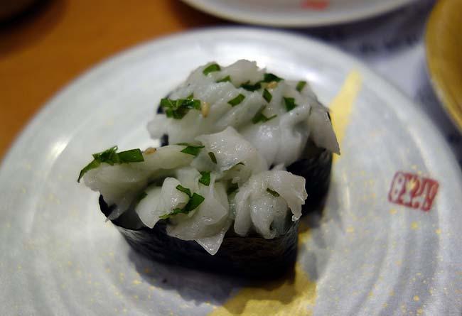 北々亭 旭川店(北海道)ランチタイムはワンコインセットもある旭川で大人気の回転寿司