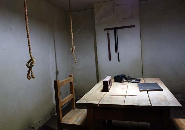 ここが反日教育が行われている場所か・・そりゃ韓国人は日本が嫌いになるわな「西大門刑務所歴史館」