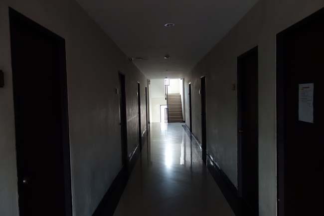 カオサンパークホテル(タイバンコク)カオサンで個室宿泊料2000円の激安3つ星ホテル