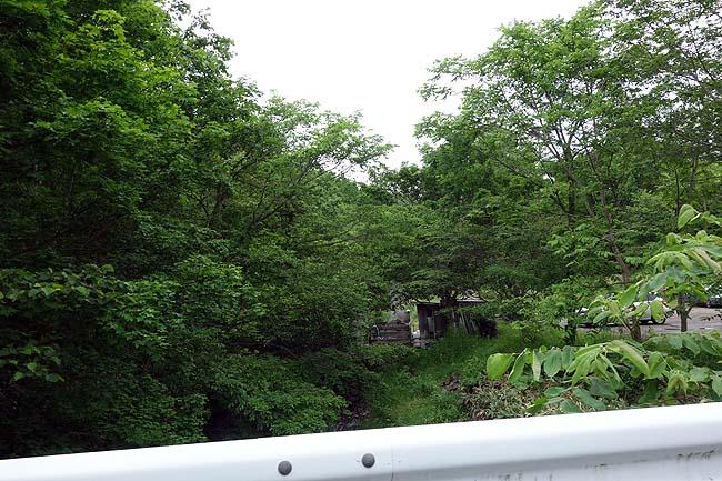 養老牛温泉 からまつの湯(北海道)無料の混浴露天風呂は野趣あふれる感が満載!