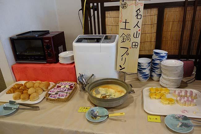 お宿 欣喜湯(北海道川湯温泉)ホテル宿泊の朝はやっぱバイキングが嬉しい♪本日も食い溜めします