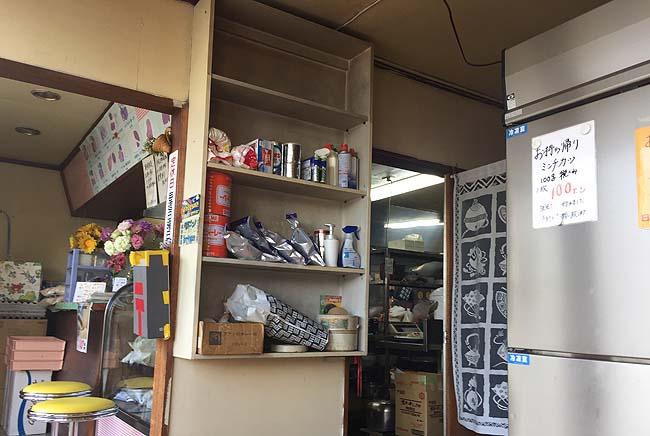 こく一番(北海道札幌)超デカ盛りチャーハンにはスープ替わりにラーメン1人前もついてくる巨大盛りのお店