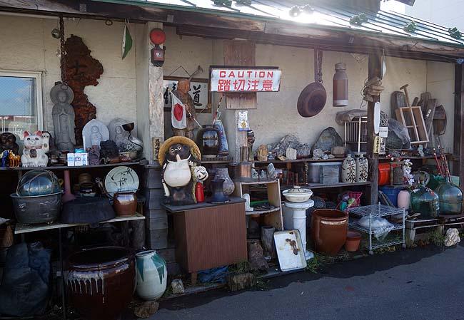 旭川ではレトロな昭和懐かしの香りがする「骨董品屋」が多いのはなぜだろうか?