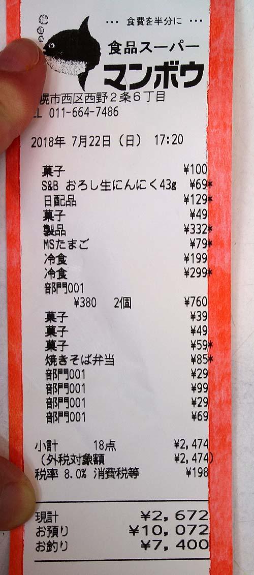 全国CP値ナンバー1回転寿司「根室花まる」と全国ナンバー1激安スーパー「まんぼう」このコンビは最強だ
