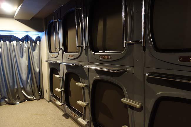 ザ・ネル 上野御徒町(東京)楽天トラベルでの早期予約で2400円と交通の便がいい激安カプセルホテル