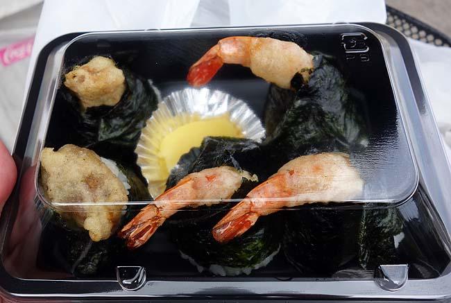 にこにこショップ(宮崎日南)名古屋で食うよりも旨い?その天むすのレベルはすごいよな