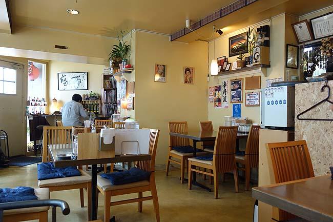 大通食堂(北海道札幌西18丁目)ボリュームたっぷり定食の店で白身魚のトマトソース定食