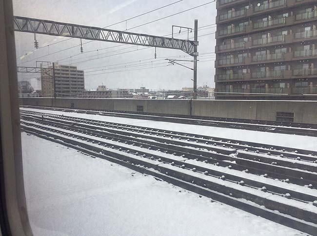ソウル仁川空港から北海道新千歳空港へ・・・しかし北海道の天気は大荒れ!着陸でけへん?