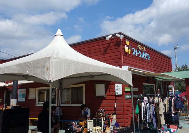 紫竹ガーデンカフェ(北海道帯広)スイーツめぐり券を使って1軒目は「オリジナルスコーン」