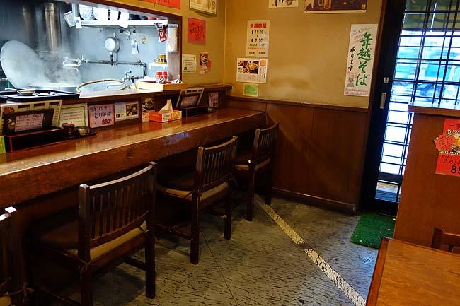 信濃路(北海道旭川)生蕎麦をテイクアウトしての2017年年越しそばを豪華に♪