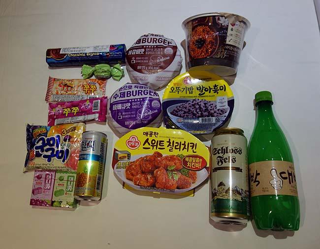 前日に引き続き激安スーパー「新世界マーケット」で買った食いもんで晩酌・・・その訳とは?