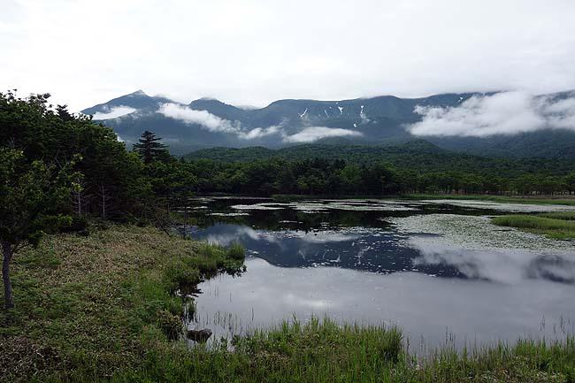 今回の道東旅で一番晴れて欲しかった場所・・・「知床5湖」の大自然♪