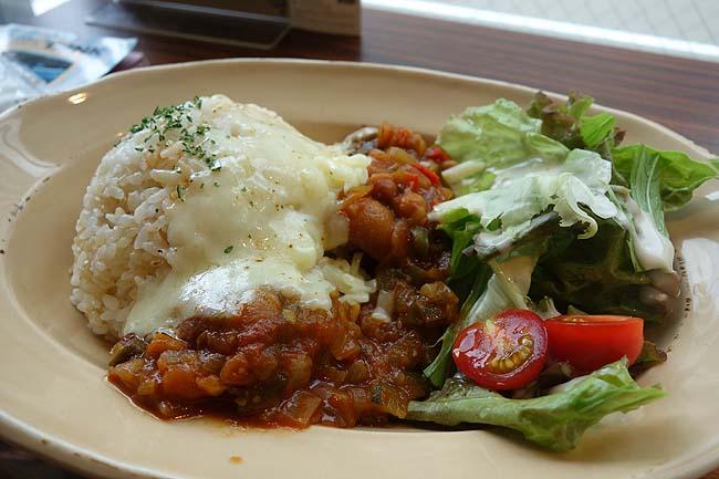 taft-B[タフトビー](北海道札幌)健康カフェごはん屋でいただく5種お豆のチリビーンズライス