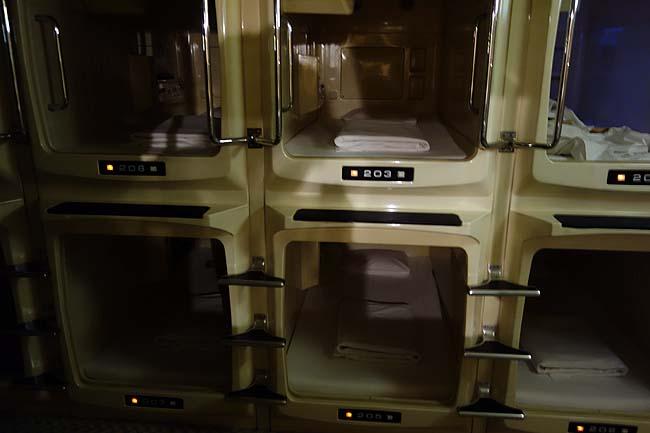カプセルホテル サウナ太陽(東京板橋大山)土曜宿泊でも平日料金と一緒♪しかし今回のカプセル行脚では最低評価か