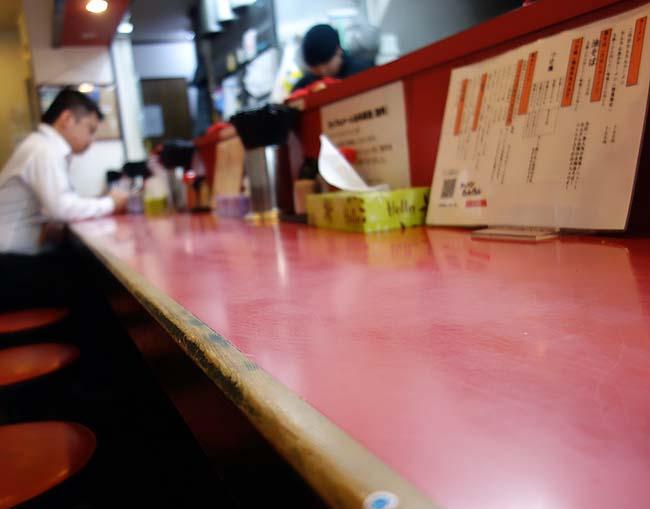 ラーメンたんろん 本店(兵庫西宮)油そばが有名なお店で普通のラーメンを食っちまった