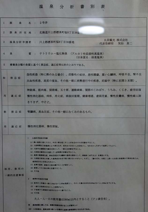 ホテル・テレーノ 気仙(北海道標茶)源泉かけ流しヌルヌルアルカリモール泉は十勝地方を上回る上質!