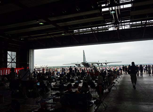 ママチャリで札幌からやって来ました♪「千歳基地航空祭」2017年進行スケジュールは?