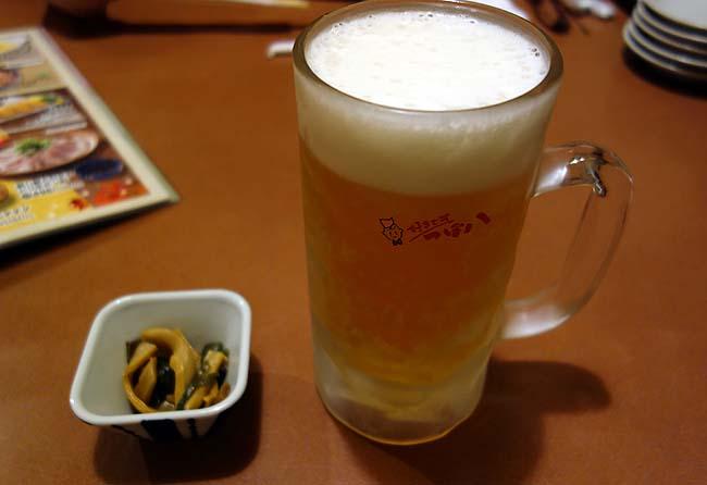つぼ八 旭川末広店(北海道)北海道が発祥の老舗居酒屋チェーン・・・果たしてその実力は?