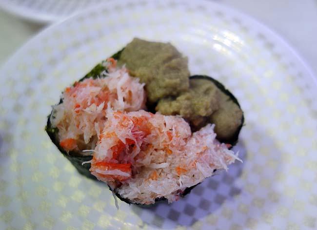 魚べい 旭川東光店(北海道)貧乏なんで本日は寿司全皿108円の回転寿司チェーン店へ