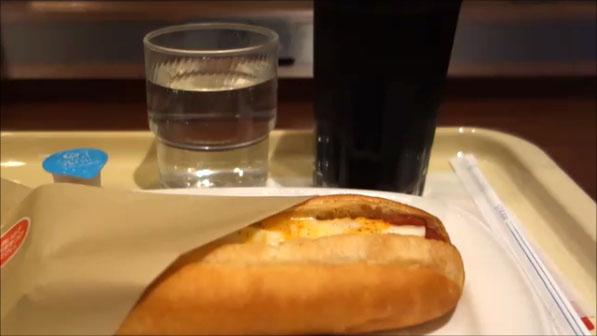 【アラフィフ無職旅系YouTuberのvlog】約3か月ぶり引き籠りからの外出 ドトールモーニング→松屋カレー→はなまるぶっかけうどんのはしご食い
