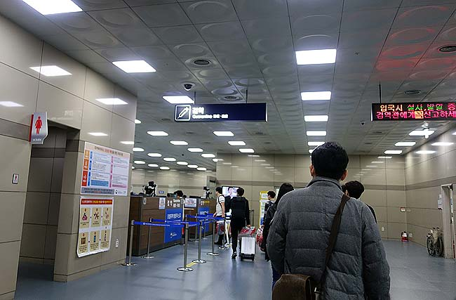 福岡を出発し向かった先は「釜山」!昨年11月の「ソウル」に引き続き韓国を楽しみます♪