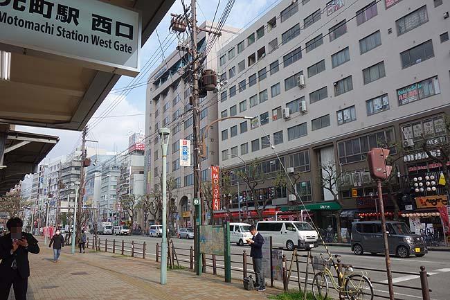 神戸昼呑みはしごも新開地から三宮へテクテク徒歩で♪その目的は昔のブログ仲間??