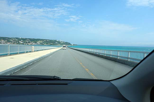 沖縄の綺麗な海を見たくて・・・そんな日は晴れてくれる私の天候運!沖縄本島北部レンタカー周遊