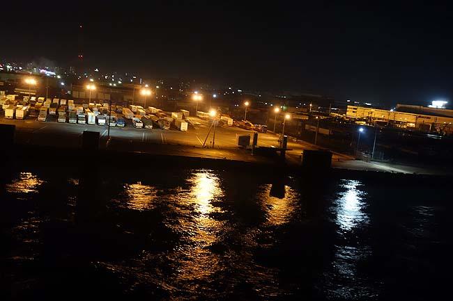 太平洋フェリーの新造船「きたかみ」に乗ることが東北旅メインの目的でした♪