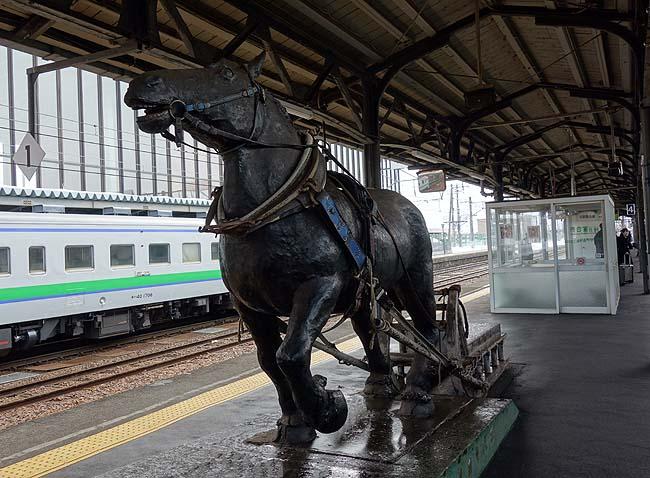 北海道&東日本パス7日め~これにて49日間の避寒旅も終幕です♪旭川に帰還