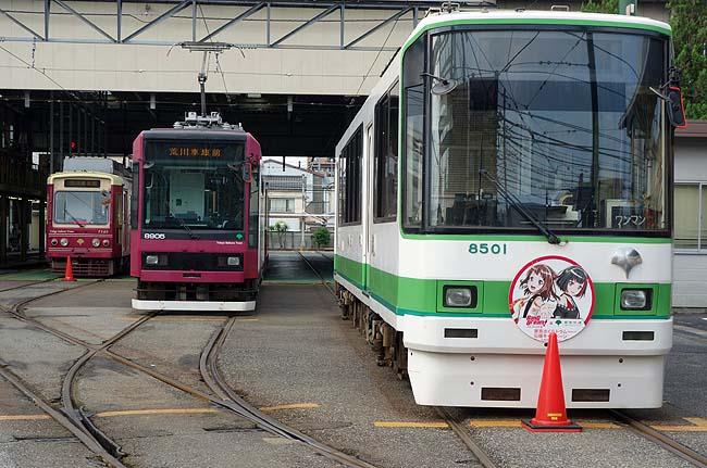 路面電車「都電荒川線」で行く早稲田から終着三ノ輪橋までの東京下町プチ旅(前編)