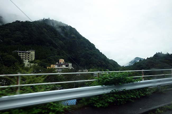 ホテルニュー塩原でいつもの如く朝食バイキングで食い溜め♪最終日ですから仙台へ向かいます