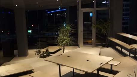 【東京カプセルホテル】東京ドームすぐ近く!1泊2000円ちょっと!この共用ラウンジは過去100以上のカプセルホテルを渡り歩いた中でも秀逸!ナインアワーズ 水道橋