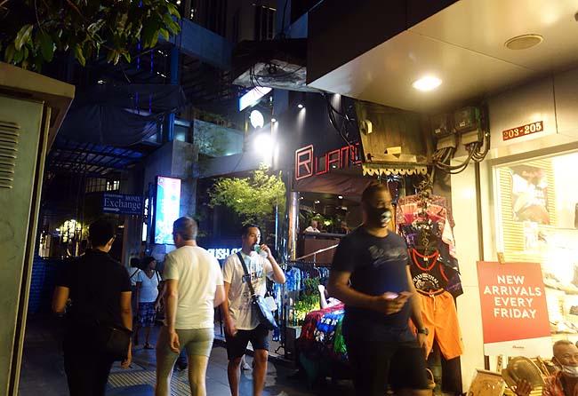 タイバンコクの出会い系喫茶「テーメーカフェ」リポート♪2020避寒旅も1人に戻り第2弾