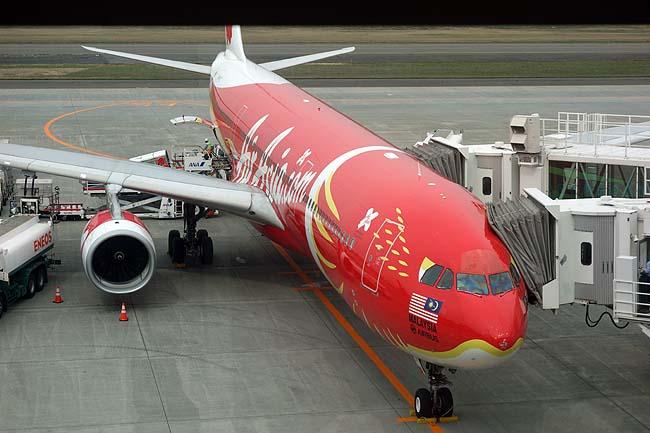 LCCエアアジア[Air Asia]は事前に座席が分かるので嫌な席なら座席指定が可能!その方法とは?
