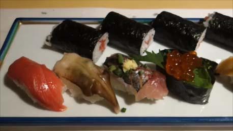 【1泊2食付東京ホテルの夕食は握り寿司食べ放題の和食会席Sushi】アルカディア市ヶ谷~GoToトラベルで実質4500円で宿泊の老舗格式ホテル