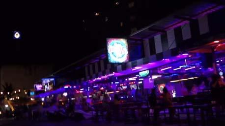 【タイ1人旅】パタヤに乱立するバービア(ビアバー)っていったいどんなところ?ソイブッカオツリータウン周辺散歩