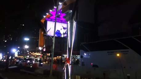 【タイパタヤ】夜のビーチロード沿いを散歩してみるとわずか1㎞弱の間に100人以上の立○○ぼが!!