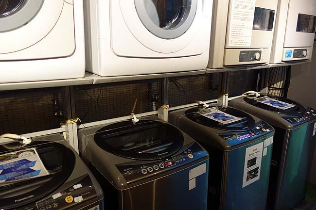 1泊1840円ドミトリーは朝食バイキング付き!さらに洗剤付きの洗濯機・乾燥機も無料!